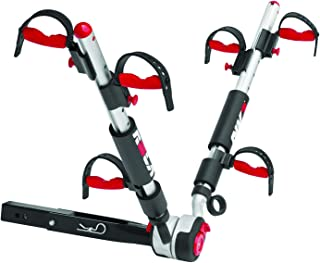 Suporte Em Aluminio Emborrachado Nv2 Ate 2 Bike (Encaixe No Engate De 1.1/4 Pol E 2 Pol) Reese 75.5 X 36.5 X 17
