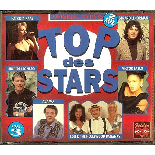 top des stars vol.3 (2CD)