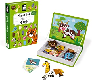 magnetic mix and match animals