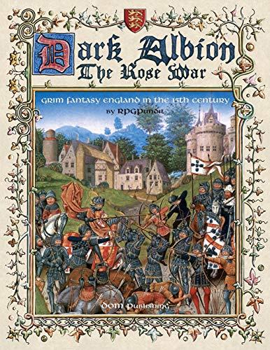 Dark Albion: The Rose War