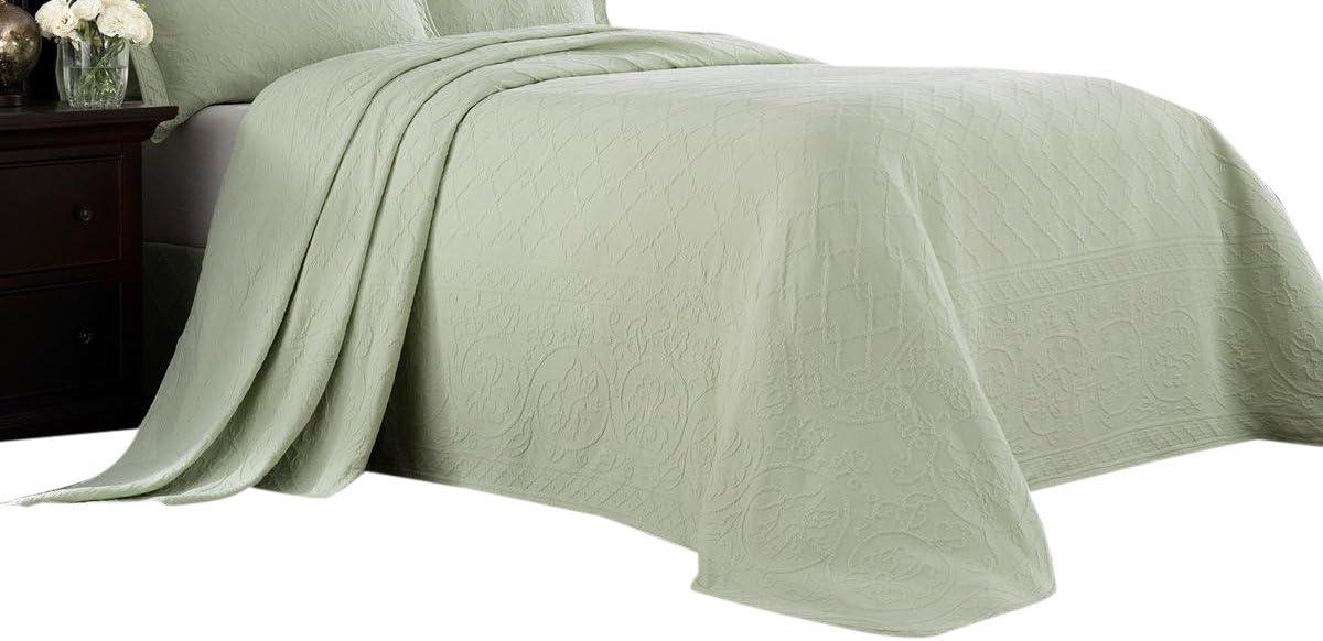 Williamsburg Ivory Twin Richmond Bedspread