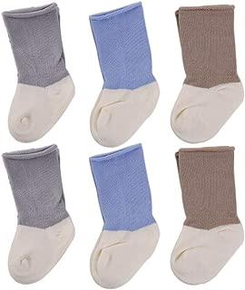 VWU 6 Pack Baby Infant Toddler Socks