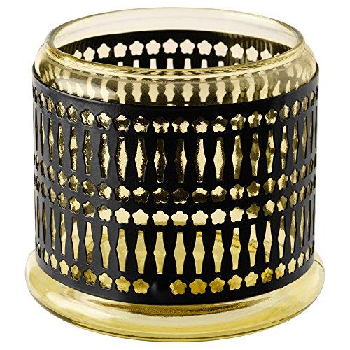 ZigZag Trading Ltd IKEA Sommar 2017–Teelichthalter/Kerzenhalter gelb