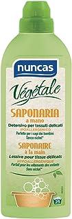 Nuncas Italia S.p.A. Biologisch wasmiddel voor handwas, plantaardige lijn, Saponaria, 750 ml