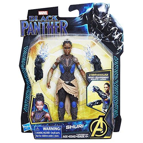 Marvel Black Panther 6-inch Shuri