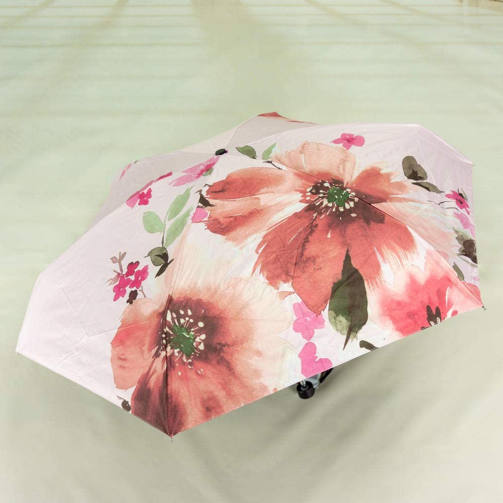 Light Blue Beach/Umbrella,Craft/Umbrella,Radiation/Protection,UV/Protection,Rust/Prevention,Wind/Protection. YSCY Portable/Umbrella Dual-use Umbrella Folding Sunscreen Sunshade Cute Student