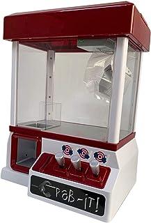 Baoblaze Mini Arcade Claw Machine Toy Candy Grabber Ball Catcher Game with 24 Coins Kids Children Developmental Toy