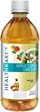 HealthKart Apple Cider Vinegar (ACV), Unflavored- 500 mL (ACV Filtered, 500mL)