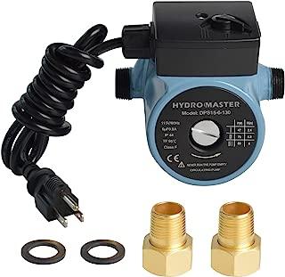 Best 3 speed circulator pump Reviews
