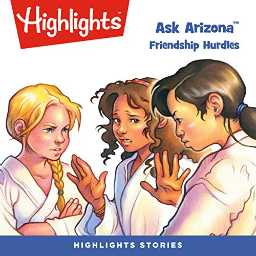Ask Arizona: Friendship Hurdles copertina