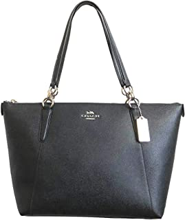 Women's Crossgrain Leather Ava Tote