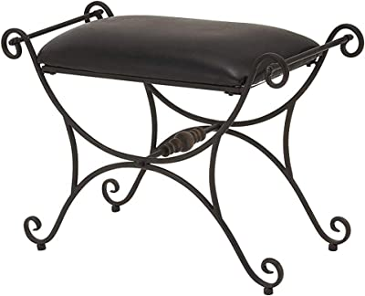 Amazon.com: ZDY Makeup Stool/Baroque Piano Chair/Dressing ...