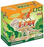 Science4you - T-Rex, Puzzle 3D - Juguete científico y Educativo