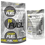Urban Fuel T5 BLK Fat Burners   Very Strong Black Edition Unisex Slimming Pills   Diet & Weight Loss Supplement - 90 Capsules