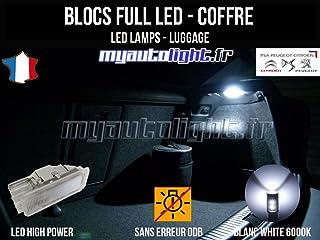 Módulos bloques Full LED iluminación LED de maletero – Compartimento de Baggages – Citroen ...