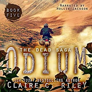 Odium V cover art