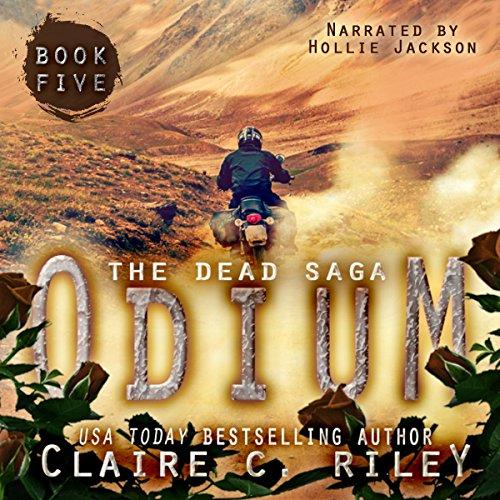 Odium V audiobook cover art