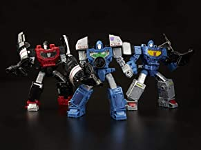 Transformers Generations War for Cybertron: Siege Deluxe Refraktor 3-Pack (G1 Toy Colors)