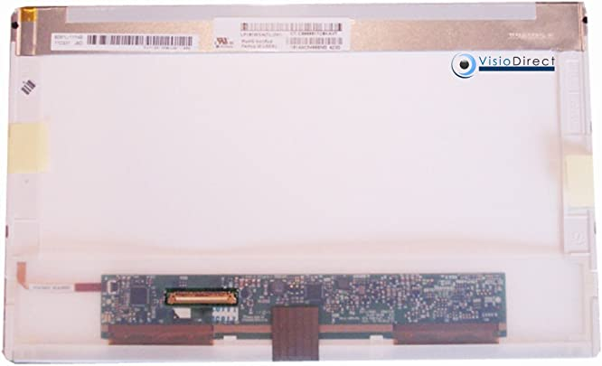 Bildschirm LCD Display 10 1 quot  LED f r Laptop ACER nbsp Aspire One D255 WSVGA 1024x600 Visiodirect