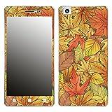 Disagu SF-106221_1186 Design Folie für Oppo R5 - Motiv Herbstblätter_03