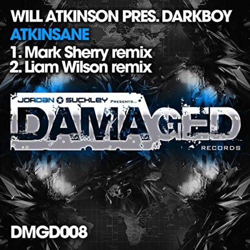 Will Atkinson feat. Darkboy