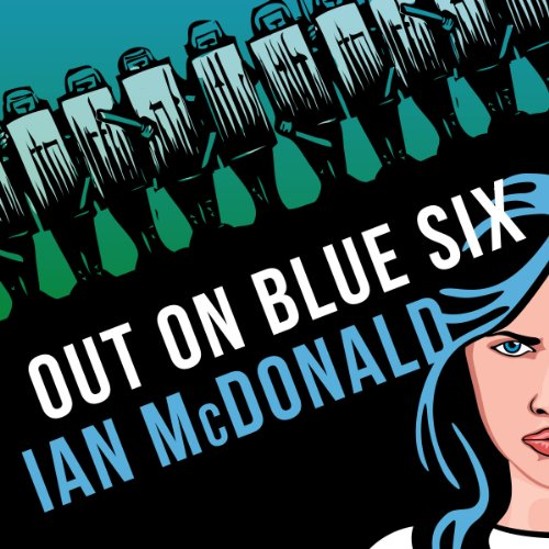 Out on Blue Six audiobook cover art