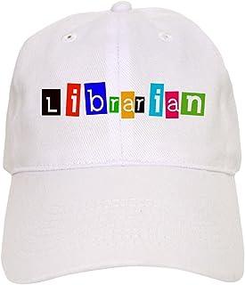 4d165e8eda0 CafePress - Librarian Cap - Baseball Cap with Adjustable Closure
