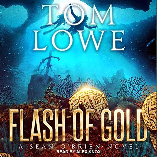 Flash of Gold: Sean O'Brien, Book 12