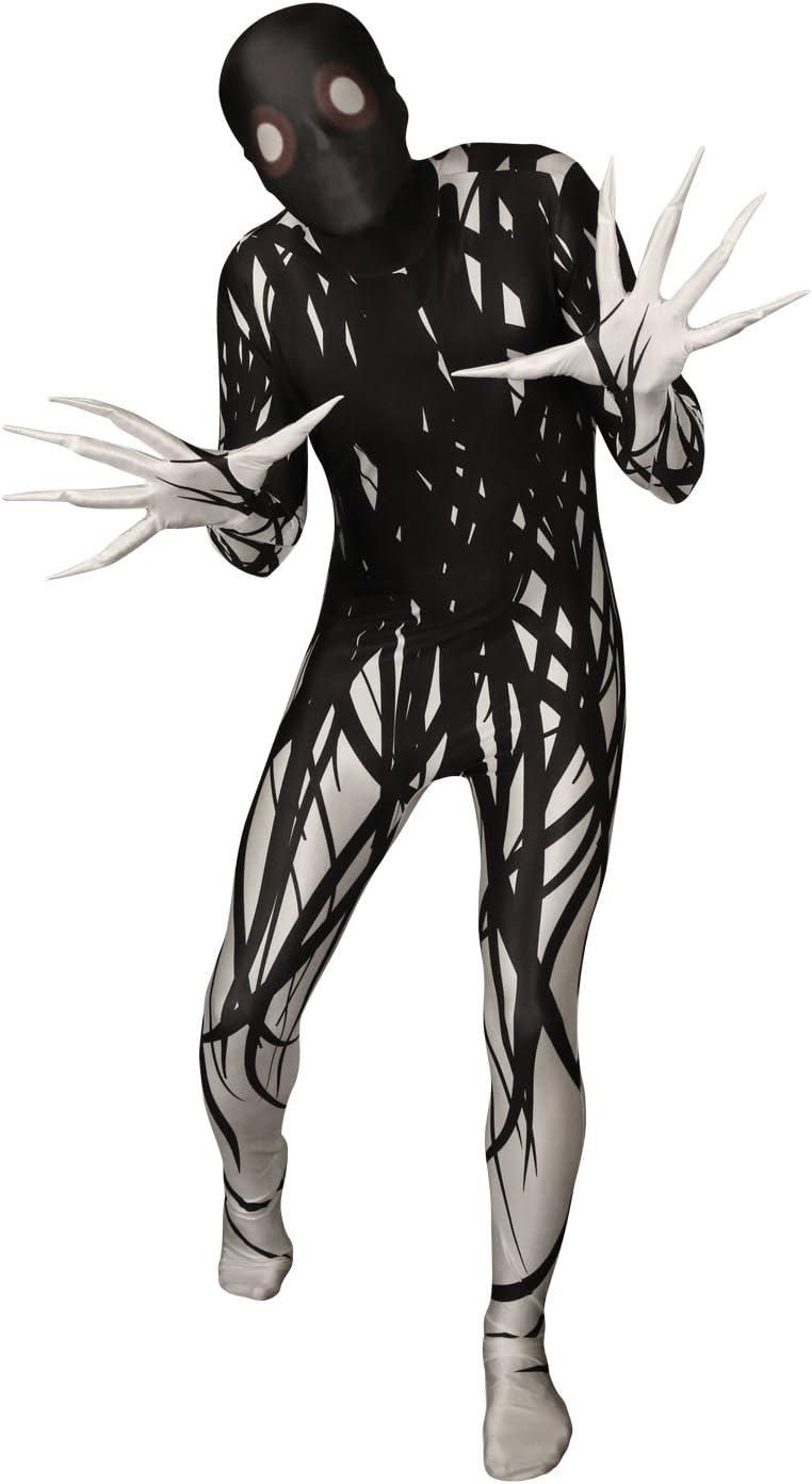 Morphsuits Zalgo Kostüm Erwachsene, Monster