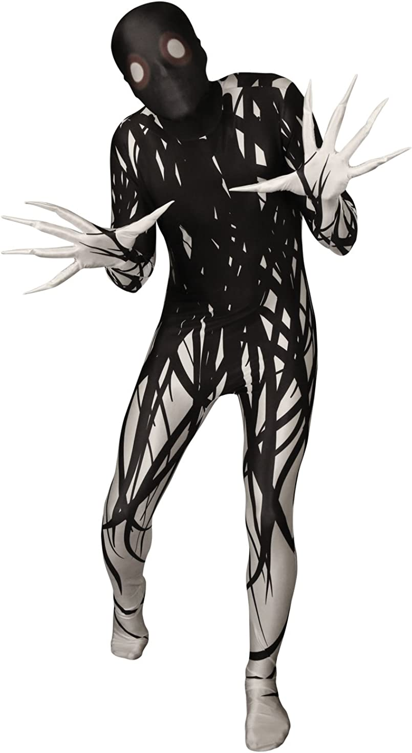 Morphsuits Official Adults Zalgo Urban Legend Creepy Pastas Monster Fancy Dress Costume