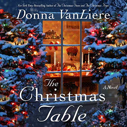 The Christmas Table  By  cover art