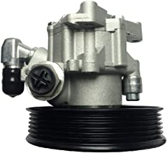 DRIVESTAR 21-120 Power Steering Pump for Selected Mercedes-Benz GL450 4.6L 4.7L, GL550 5.5L, ML350 3.0L 3.5L, ML550 5.5L, R350 3.5L, CL550, E350, E550, S550, CLS550,OE-Quality New Power Steering Pump