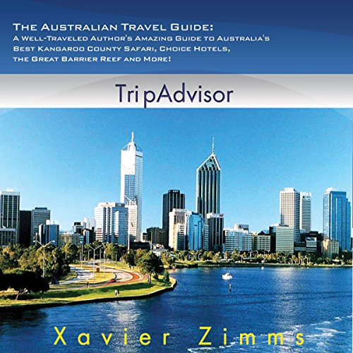 The Australian Travel Guide audiobook cover art