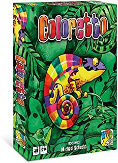 dV Giochi dvg9319–Coloretto Juegos de Mesa