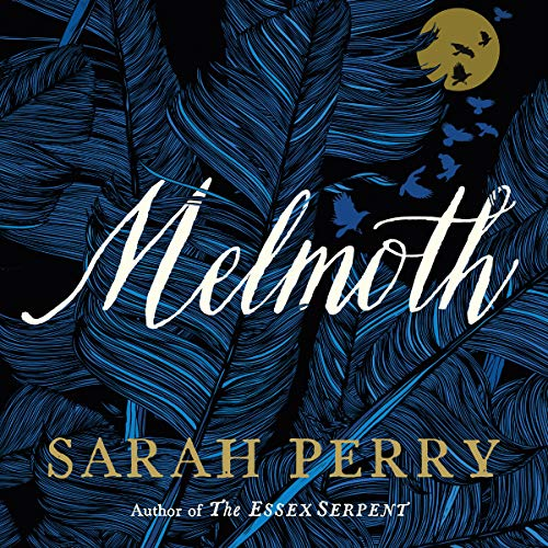 Melmoth audiobook cover art