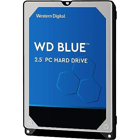 Western Digital ウエスタンデジタル 内蔵 HDD 1TB WD Blue PC 2.5インチ WD10SPZX-EC 【国内正規代理店品】