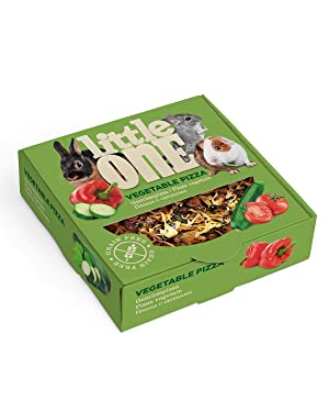 Little One Treat-Toy Vegetable Pizza, 55 g