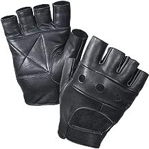mens black soft leather gloves