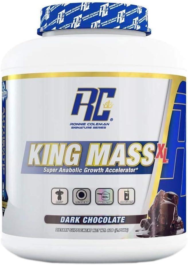 Max Save money 50% OFF Ronnie Coleman Signature Series King Dark Supe Chocolate Mass-XL
