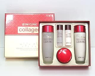 [DODO] 3W Clinic Collagen Skin Care 3 Set /Anti-aging,moisturizing /Korean Cosmetics