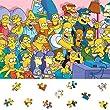 ABUKJM Puzzles 1000 Stück für Erwachsene Die Sim