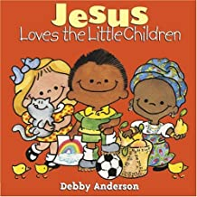 Jesus Loves the Little Children (Cuddle And Sing Series)