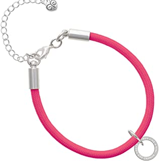 Run Like A Girl Eternity Ring Malibu Paracord Bracelet