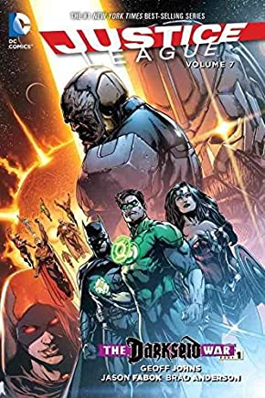 [Justice League: Darkseid War Part 1] (By (artist) Jason Fabock , By (author) Geoff Johns) [published: March, 2016]
