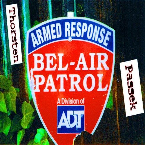 Bel Air Patrol. Los Angeles Reiseführer für Erwachsene Titelbild
