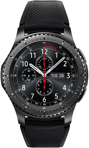 popular SAMSUNG lowest Gear S3 Frontier Smartwatch (Bluetooth), high quality SM-R760NDAAXAR online