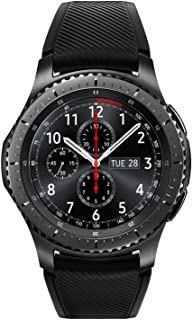 Samsung Gear S3 Frontier Smartwatch (Bluetooth), SM-R760NDAAXAR – US Version with Warranty