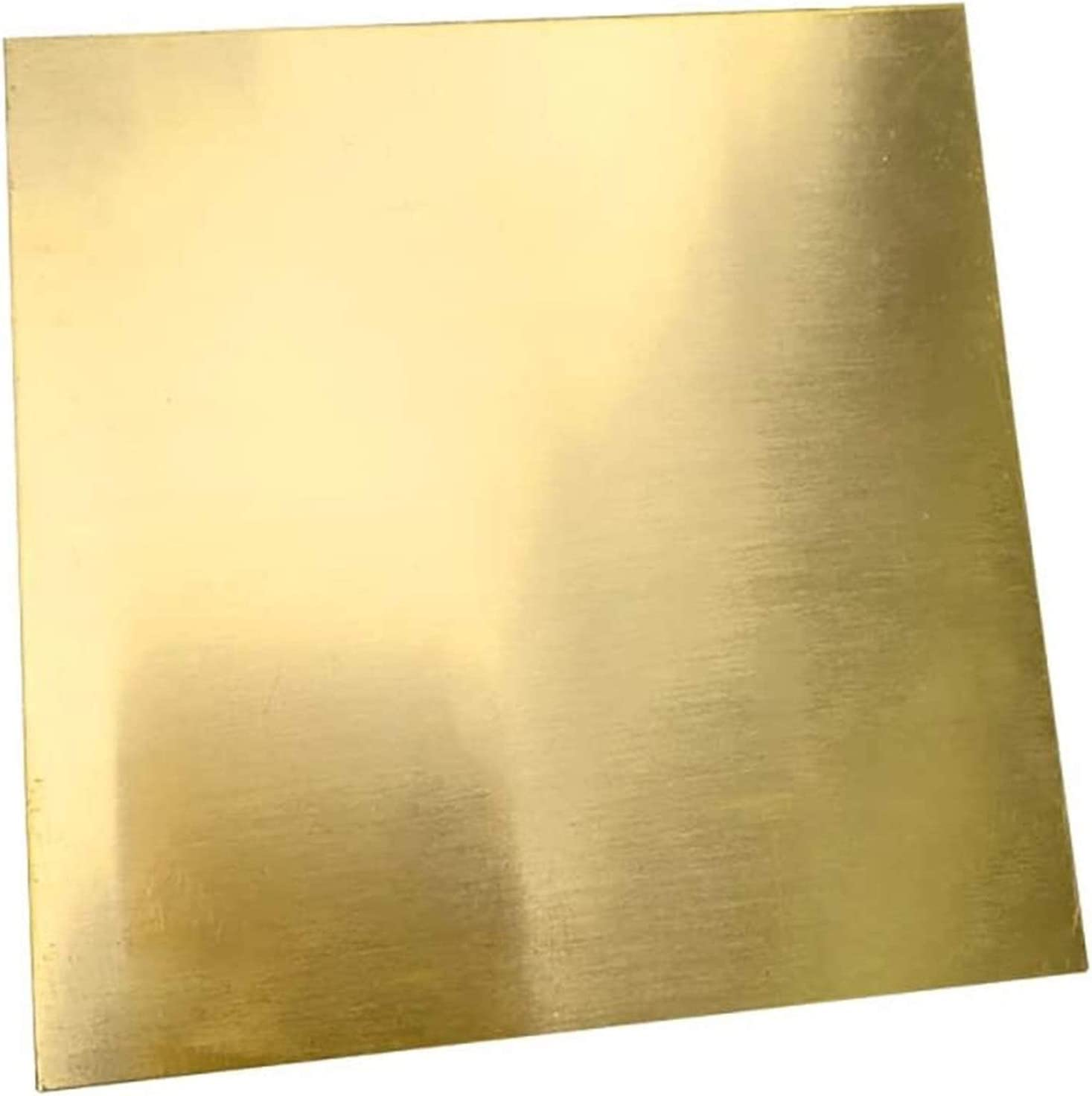 Wzqwzj Brass Sheet Fashion for Metalworking Import Thickness Craft DIY Various