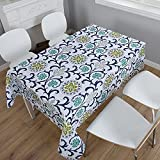 sans_marque Mantel de mesa, puede limpiar el mantel de mesa, limpiar la cubierta protectora impermeable de la mesa, se utiliza para la cocina picnic al aire libre en interior140 cm x 260 cm