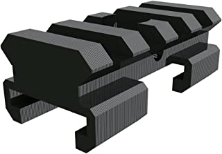 Tactical Rail to Picatinny Rail Adapter for Models with a Tactical Rail Compatible with N-Strike Rebelle Vortex Modulus Doomlands and More! - (Not an Official Nerf Product)